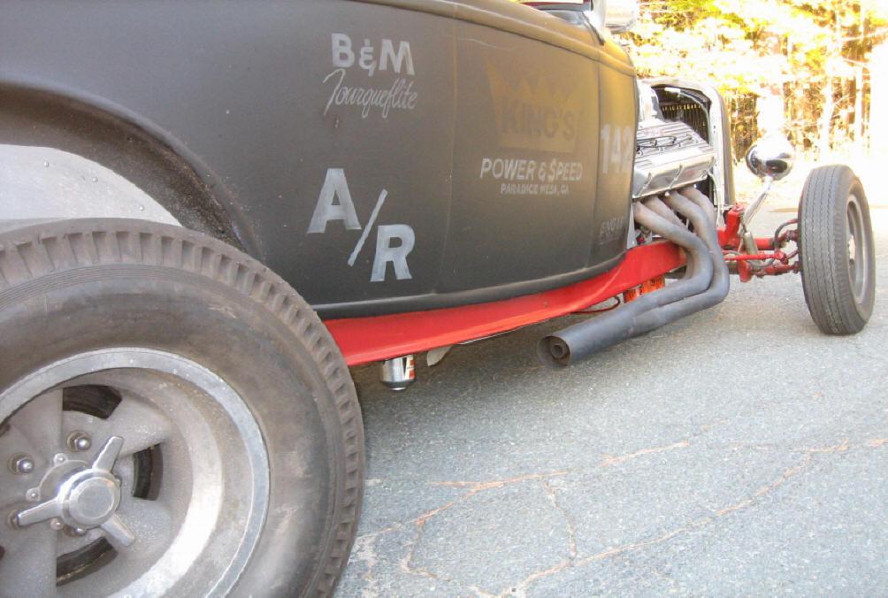 Hemi Roadster